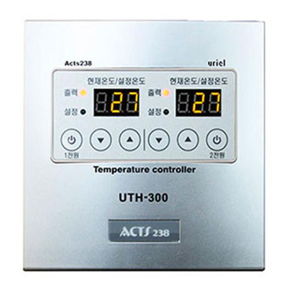 терморегулятор UTH 300 в профиль
