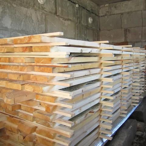 Слой древесины на один щит с пленкой не больше 25 см