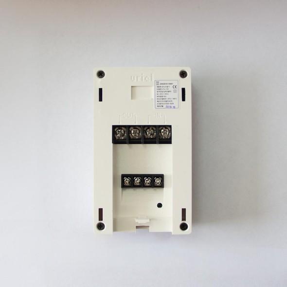 терморегулятор uth-120 сзади