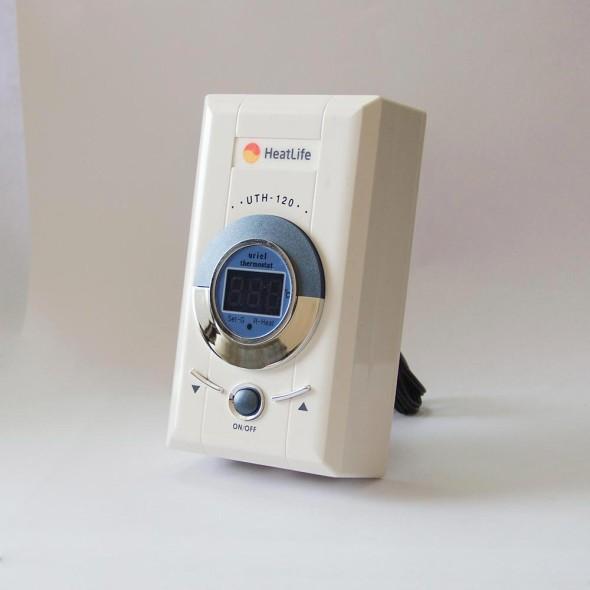 терморегулятор uth-120 сбоку