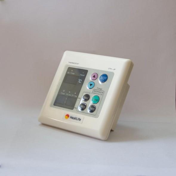 терморегулятор uth-JP сбоку