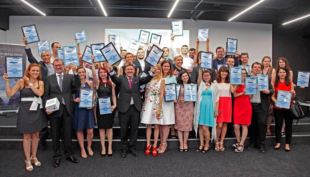 Конкурс b2bmedia awards Болгария