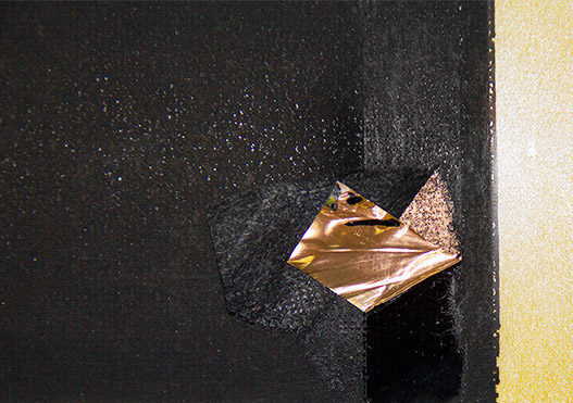 Инфракрасная пленка с впаянной медной шиной